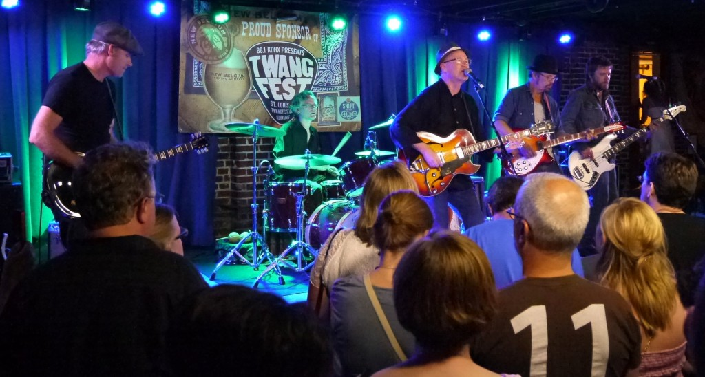 Marshall Crenshaw and the Bottle Rockets at Twangfest 17